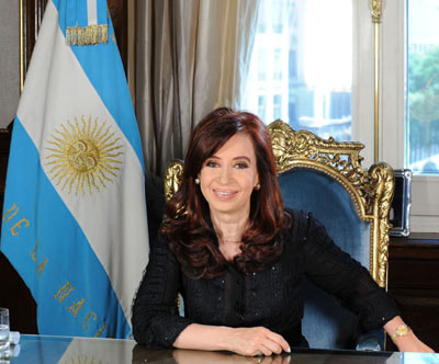 President of Argentina (2007 - 2015)